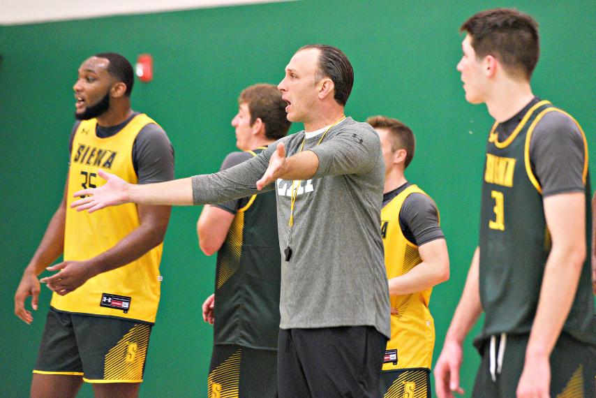 Siena Basketball