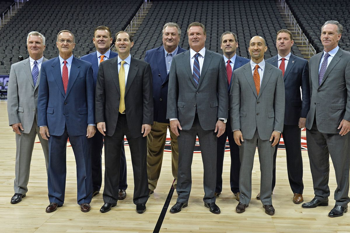 Top Big 12 Head Coaches