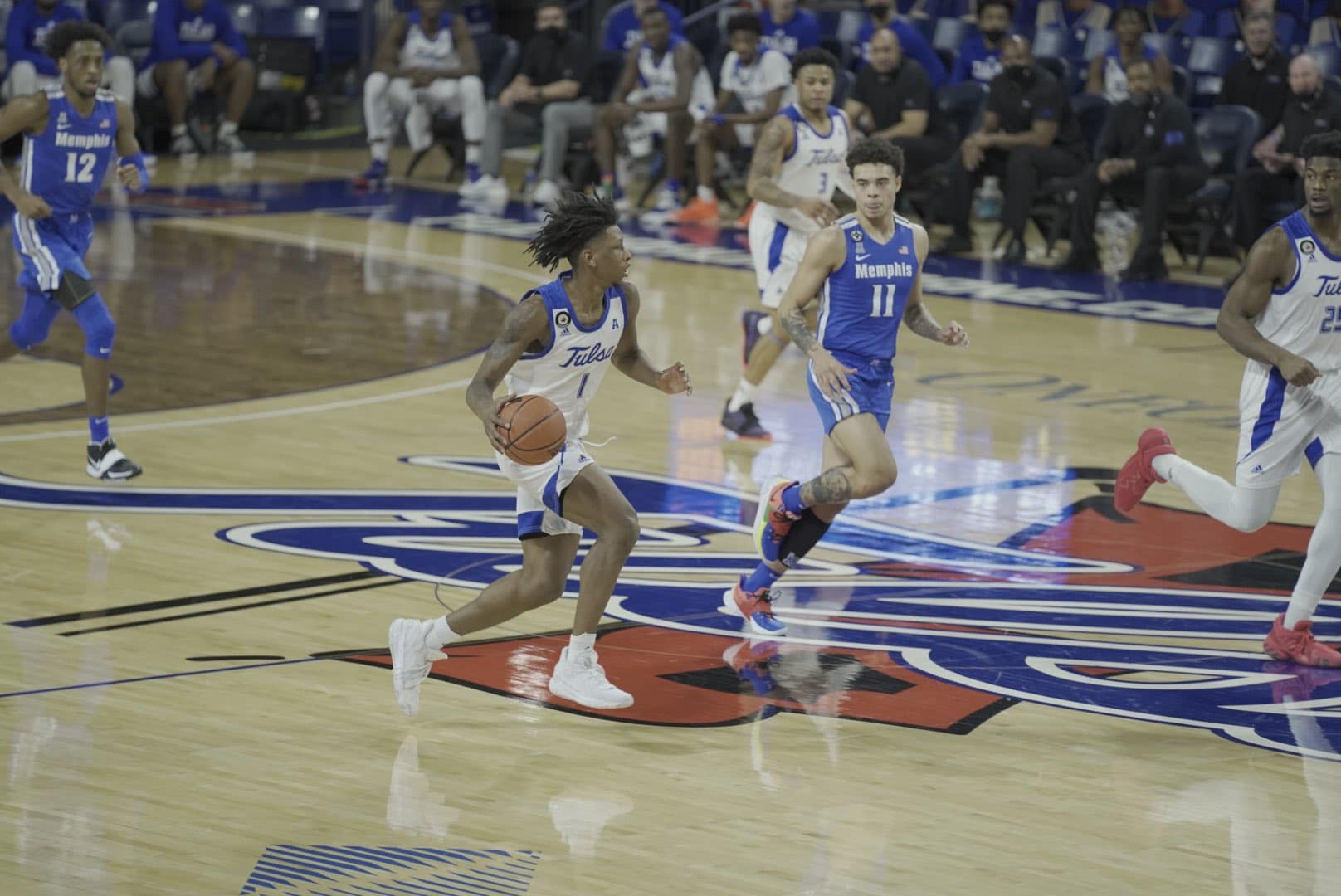 Tulsa basketball