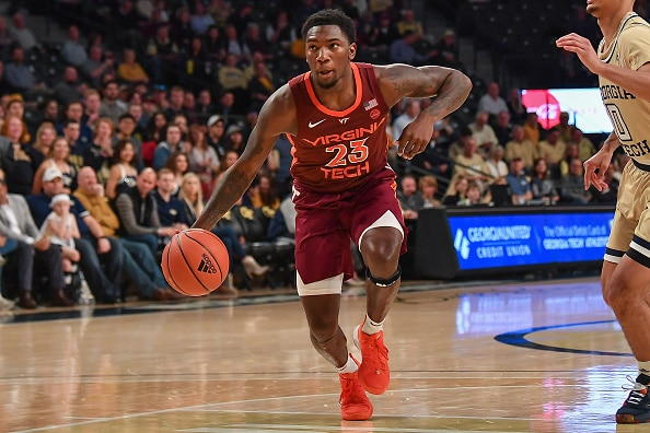 Virginia Tech basketball's disruptive defense and scorching start help the Hokies avoid a late Duke rally to defeat the Blue Devils 74-67 in Blacksburg.