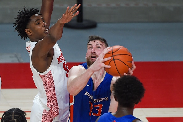 Boise State basketball revenged their only Mountain West lost defeating Colorado State in a high-scoring offensive battle.