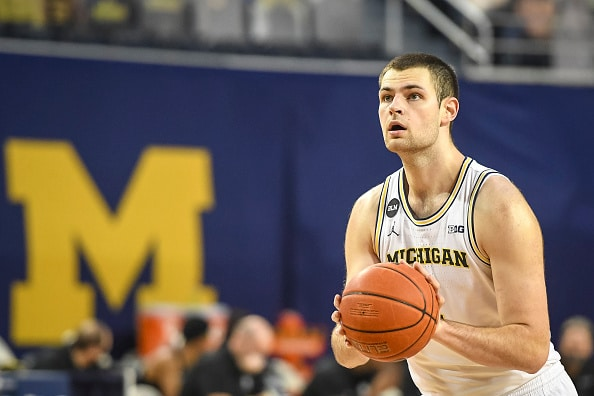 Michigan basketball stunned Luka Garza and Iowa with a blowout victory in Ann Arbor.