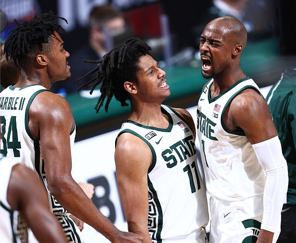 Michigan State basketball earned a much-needed win, positioning themselves for a late-season push into the NCAA tournament.