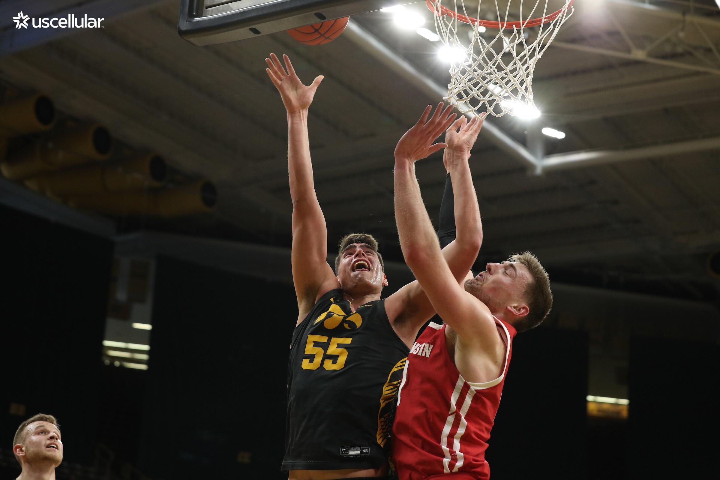 Iowa basketball