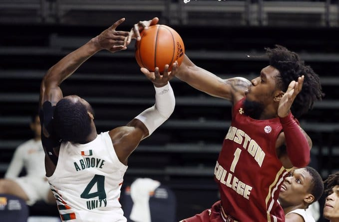 Boston College BasketballSearch