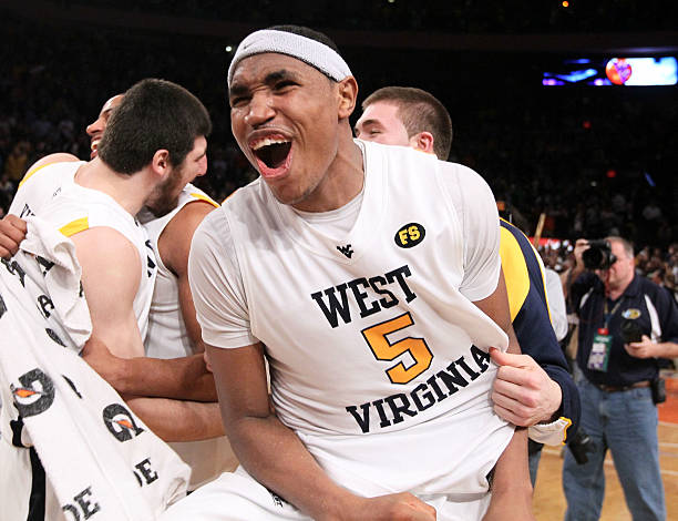 Kevin Jones helped lead West Virginia to the 2010 Final Four. He's on the Best Virginia team in the 2021 The Basketball Tournament.