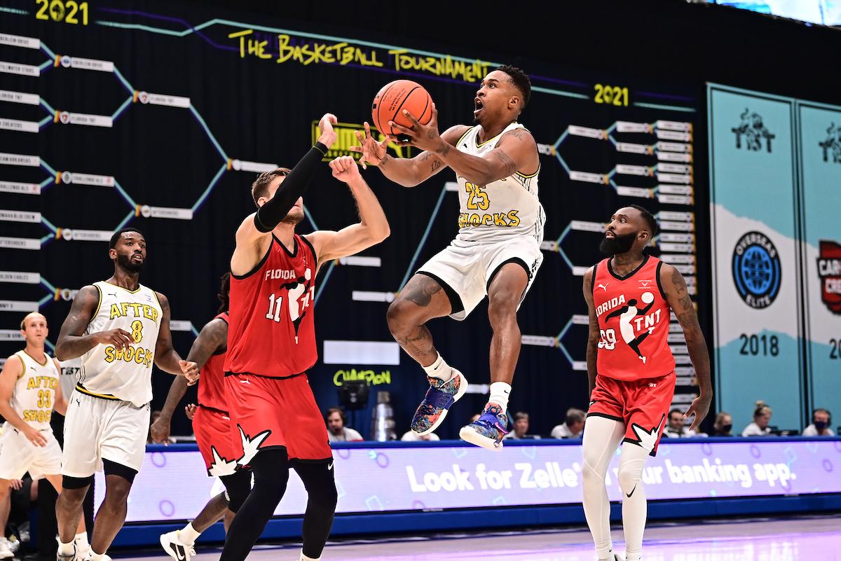 The Basketball Tournament