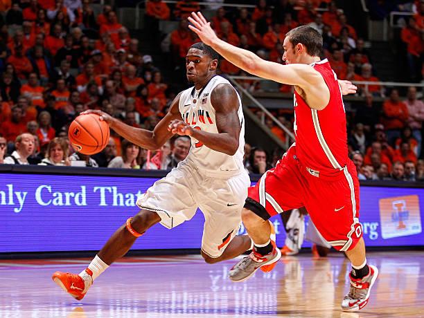 Brandon Paul will represent Illinois in The Basketball Tournament.