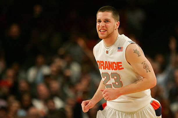 Former Syracuse basketball Eric Devendorf will once again play in The Basketball Tournament this summer.