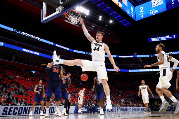 Isaac Haas and Men of Mackey are the biggest sleeper in The Basketball Tournament.