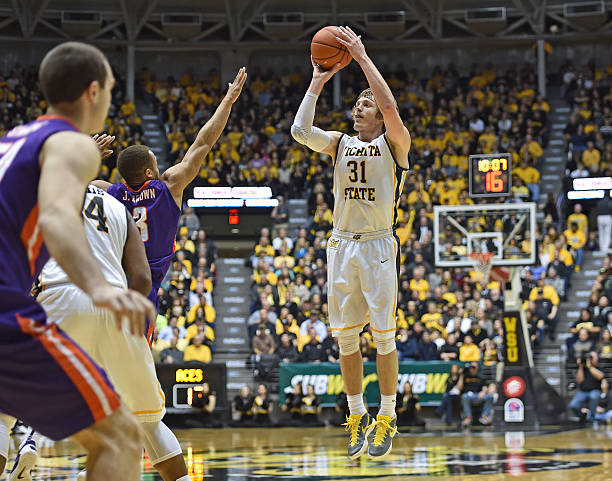Ron Baker is the GM of AfterShockers, a Wichita State alumni team in The Basketball Tournament.