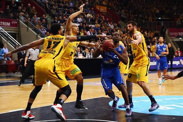 The Basketball Tuurnament