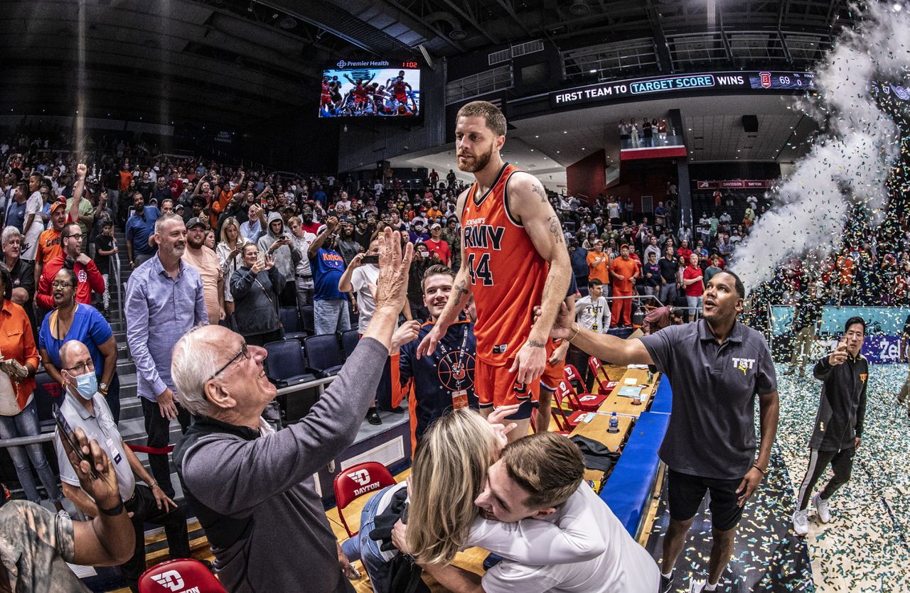Boeheim's Army used the Elam Ending to win the 2021 version of The Basketball Tournament.