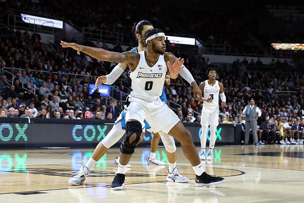 Providence basketball