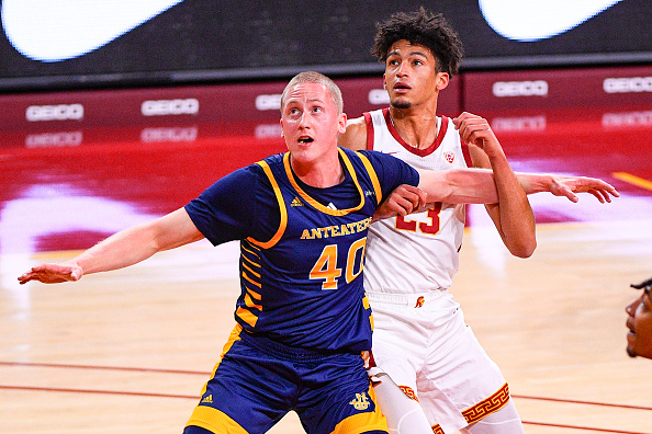 UC Irvine basketball