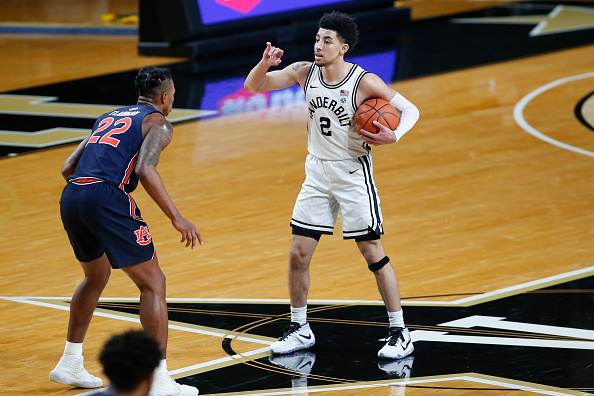 Vanderbilt Basketball