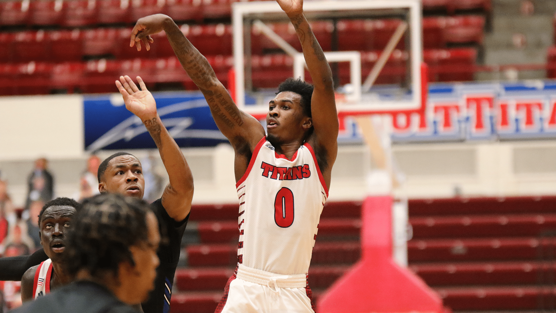 Antoine Davis and Detroit Mercy could be a tough team to face in the Horizon League this season.