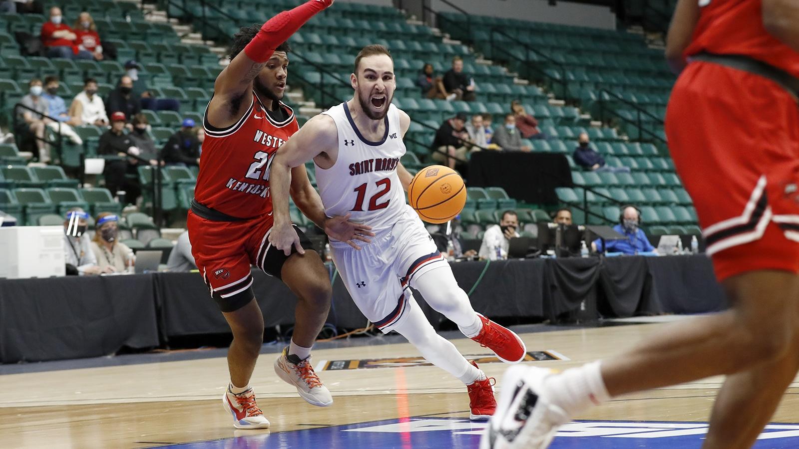 Tommy Kuhse; Saint Mary's basketball