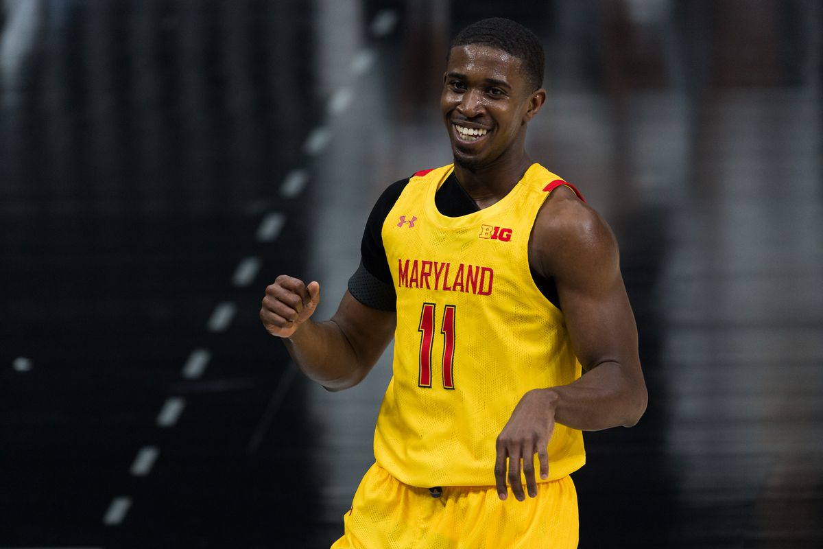 Darryl Morsell is one of the top transfers in college basketball.