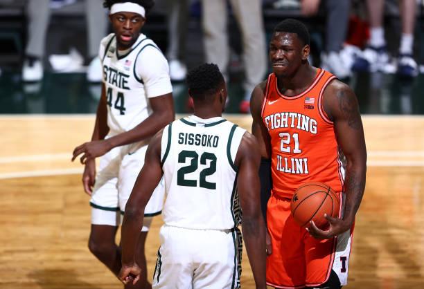 Kofi Cockburn looks to be the best returning center in college basketball this season.